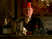 James Tolkan as Mr. Hackett in CHAMPAGNE FOR ONE