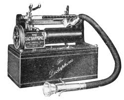 Dictaphone Machine