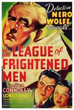 League of frightened men movie