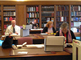 John Burns Library Researchers